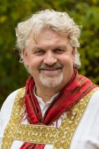 Der Musiker und Komponist Hansl Klaunzer