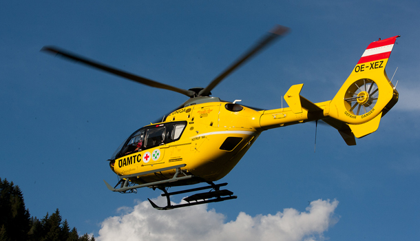 Neben dem in Nikolsdorf stationierten ÖAMTC-Hubschrauber fordert Impuls Tirol, in Osttirol an einem geeigneten Standort einen weiteren Rettungshubschrauber ganzjährig zu stationieren.