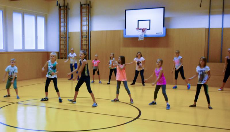 """Bei dieser Veranstaltungen erfüllte das Feeling des """"Urban Dance Style"""" den Virger Kultursaal."""