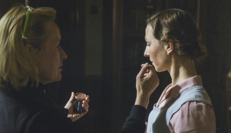 """Für ihr jüngstes Filmprojekt """"Lou Andreas-Salomé"""" arbeitete die Maskenbildnerin aus Osttirol unter anderem mit Katharina Schüttler ..."""