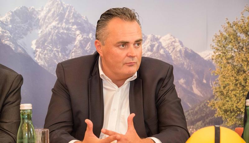 """Minister Hans-Peter Doskozil: """"Ich orte hier in Osttirol in Bezug auf das Zusammenwirken der Kräfte im Katastrophenschutz und in der Vorsorge eine gewisse Vorreiterrolle, die man auch auf das große Ganze umlegen könnte."""""""