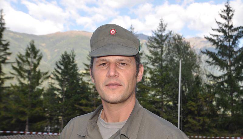 """Major Thomas Lanzer: """"Mit der Neuausrichtung des Bataillons braucht es vor allem auch verstärkte Personalwerbung, und wir werden dabei sehr eng mit AMS und Wirtschaftskammer zusammenarbeiten."""""""