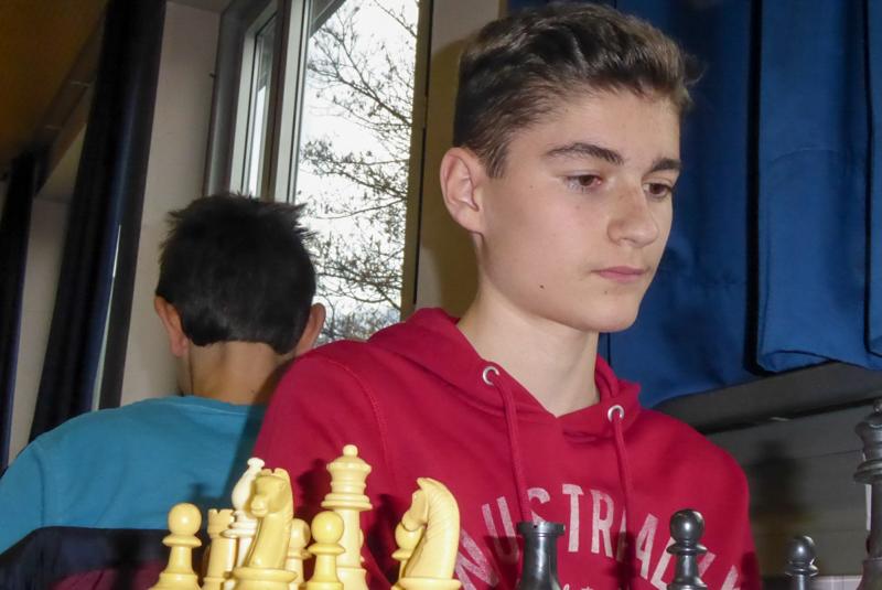 Simon Lugger von der NMS Nußdorf-Debant holte sich den Gesamtsieg