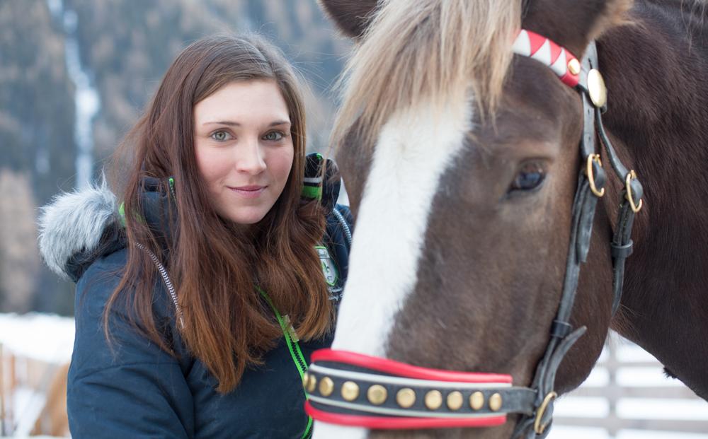 Das Glück Dieser Erde Liegt Auf Dem Rücken Der Pferde Osttirol