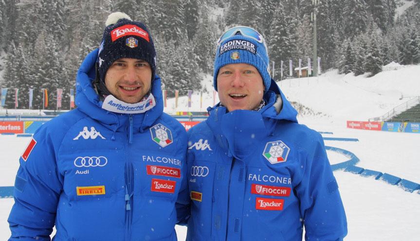 Dahlmeier Sprint-Zweite in Antholz