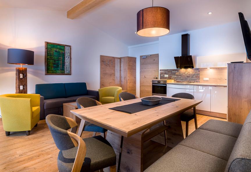 Superior N Den Obergeschossen Des Neuen U201eTyrol Mountain Apartsu201c Liegt Ein  Doppelzimmer Sowie Fünf Großzügige Appartments Mit Jeweils Zwei Getrennten  Schlafzimmern ...