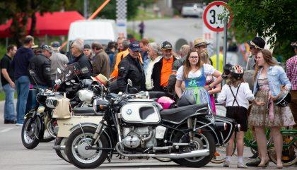 20.05.2018 - 11. Oldtimerrallye - Doelsach
