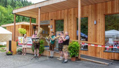 09.06.2018 - Eroeffnung Tierheim Osttirol - Lienz