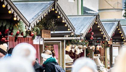Eroeffnung Lienzer Adventmarkt