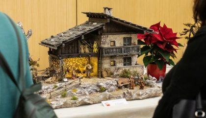 15.12.2018, Oesterreich, Nussdorf-Debant, Mehrzwecksaal, Krippenausstellung , Brunner Images 2018, Foto: Brunner Images / Philipp Brunner
