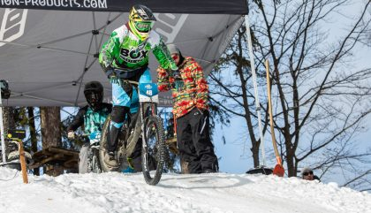 19.01.2019, Oesterreich, Lienz, Hochstein, Ride Hard on Snow, Im Bild Mischkulnig Matija, Brunner Images 2017, Foto: Brunner Images / Philipp Brunner
