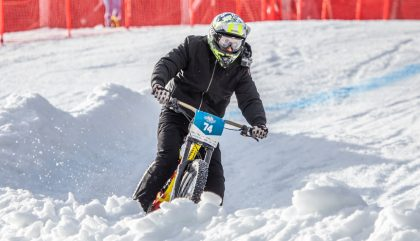 19.01.2019, Oesterreich, Lienz, Hochstein, Ride Hard on Snow, Im Bild Hassler Markus, Brunner Images 2017, Foto: Brunner Images / Philipp Brunner