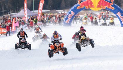 Speedhill Cup in Kartitsch, St. Oswald beim Dorfberglift. Fotos: Brunner Images/Christian Walder