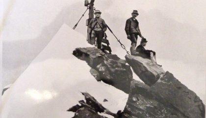 1904glocknergipfel-archiv-kalserbergskifuehrerverein
