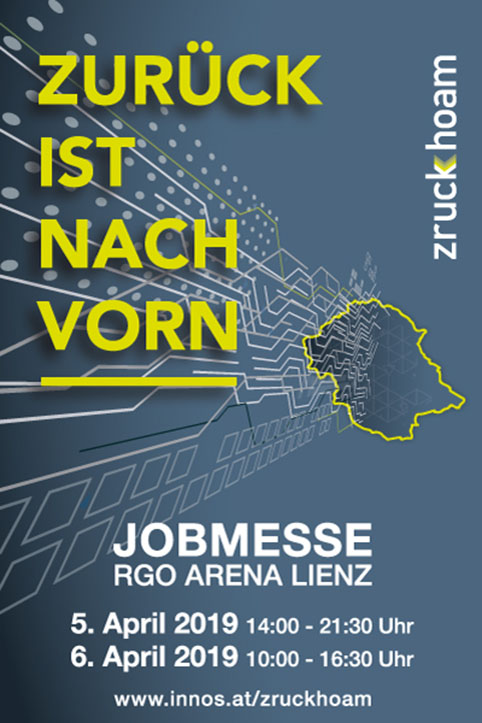 Wirtschaftskammer Osttirol ZruckHoam vom 22.3. bis 4.4.2019