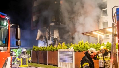 15.05.2019 - Gebaeudebrand - Lienz