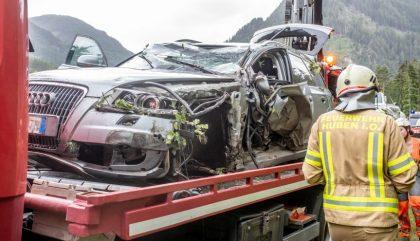 10.06.2019 - Verkehrsunfall - Kals a. G.