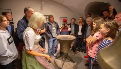 Glockenguss Burg Heinfels_c_Peter Leiter Museumsverein Burg Heinfels (7)
