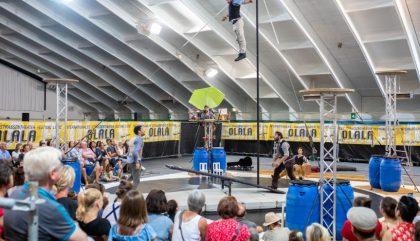 24.07.2019 - 28. Int. Strassentheaterfestival OLALA - Lienz