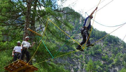 Kletterpark Großvenediger1_c_Kletterpark Großvenediger Hatzer