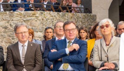 3 Eröffnung Burg Heinfels Ehrengäste O_c_Martin Bürgler