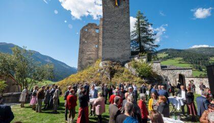 4 Eröffnung Burg Heinfels Festplatz_c_Martin Bürgler