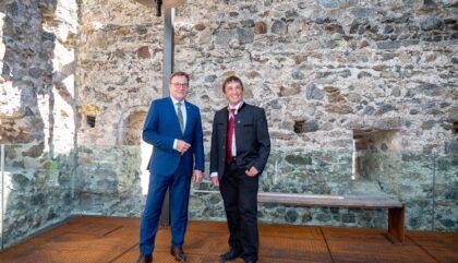 5 Eröffnung Burg Heinfels Glocke_c_Martin Bürgler