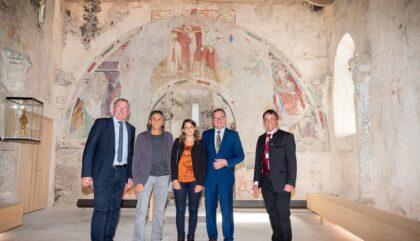 9 Eröffnung Burg Heinfels Kapelle_c_Martin Bürgler