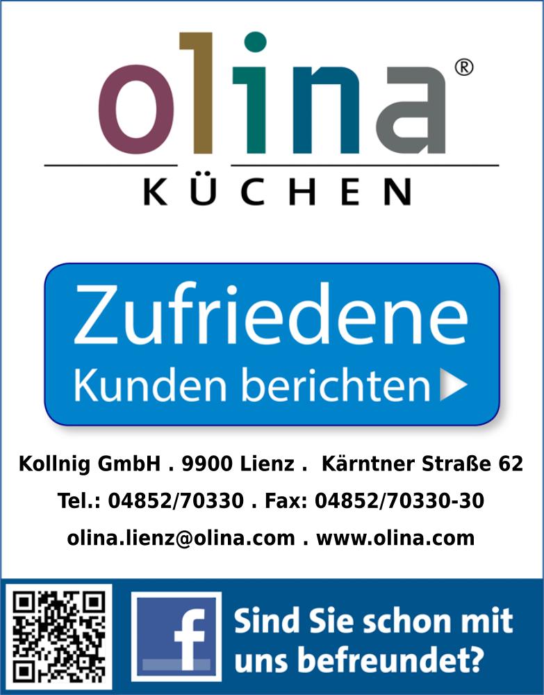 Olina Küchen 19.9. bis 22.9.2018